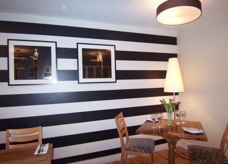 Waterfront Bar and Restaurant, Rosses Point, Sligo - Interior Design