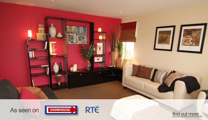 RTE My Showhouse - featuring Linda Moffitt from Vision Interiors Sligo
