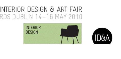Interior Design & Art Fair, RDS Main Hall, Dublin.