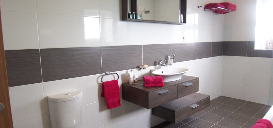 Vision interiors bathroom design