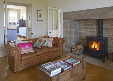 Renovation of old derelict house by Linda Moffitt, Vision Interiors, Sligo, Ireland