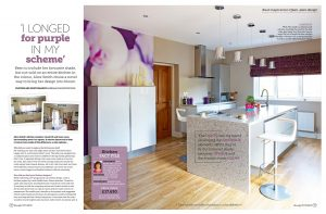 Beautiful Kitchens January 2013 featuring Linda Moffitt from Vision Interiors, Sligo,Ireland