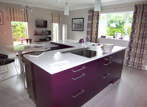 Contemporary home remodelling by Linda Moffitt - Vision Interiors, Sligo, Ireland