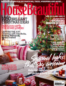 Linda Moffitt Vision Interiors features in House Beautiful Magazine