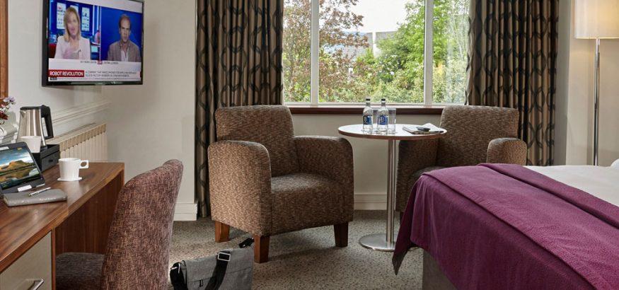 Sligo Park Hotel Bedroom 2