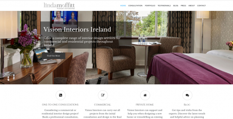 Welcome to our new look website for Vision Interiors