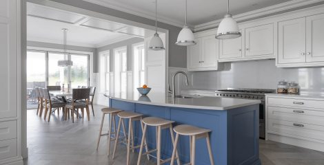 Kitchen design is very important to the end user